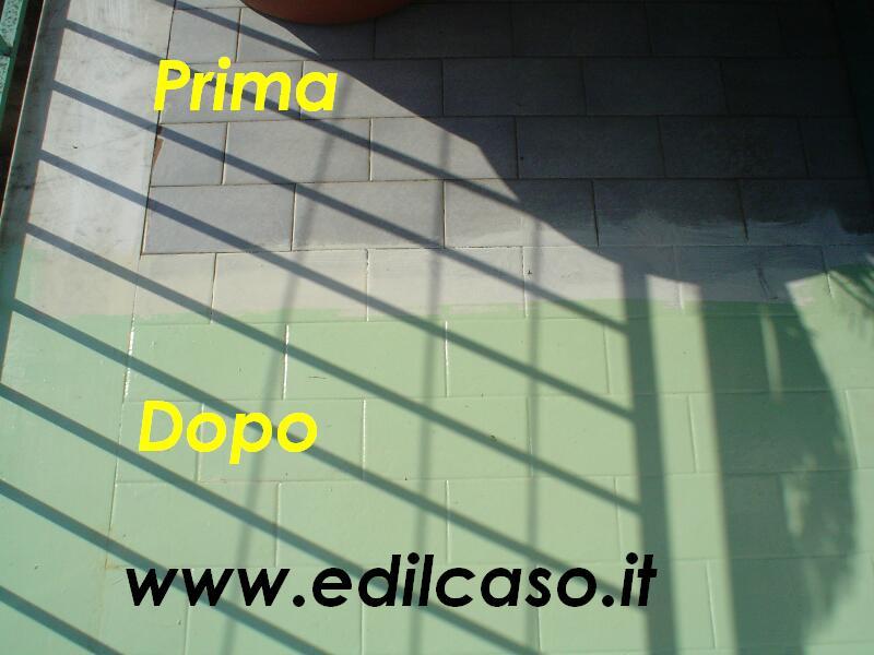 Pavimenti in resina impermeabilizzazione terrazzo e balcone