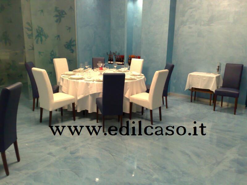 Pavimenti in resina le superfici in resina in tutta italia edilcaso - Rivestimenti in resina per cucina ...